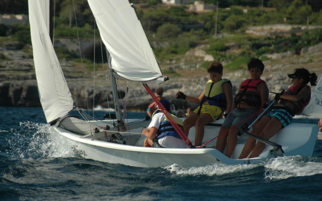 Smaré tra le migliori scuole vela in Italia